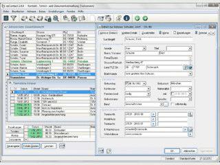 CRM-Software zur Dokumentation und Verwaltung von Kundenbeziehungen