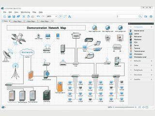Überwachen Sie die Arbeit des lokalen Netzwerkes und seiner Komponenten.