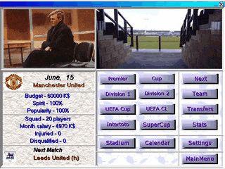 ActualCoach ist ein wirklichkeitsgetreues Fußball-Managementspiel.