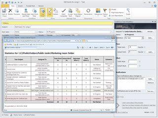 Kostenloser Aufgaben- und Projektmanager für Microsoft Outlook