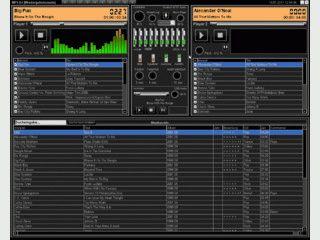 Doppel-Player für MP3 und OGG mit Ripper, Verwaltung und weiteren Funktionen