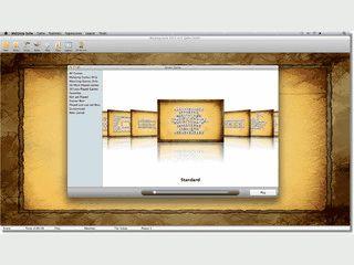 Schöne Mahjonng Variante mit 3D Grafik und Steuerung per Touchscreen.