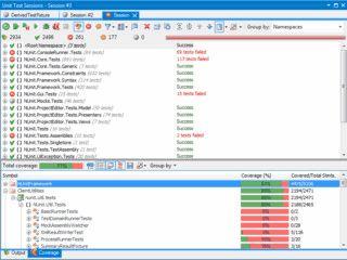 dotCover ist ein Unit Testing und Code Coverage Tool für .NET-Entwickler
