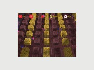 Galactic Teddy ist ein 3D Bomberman Klon.