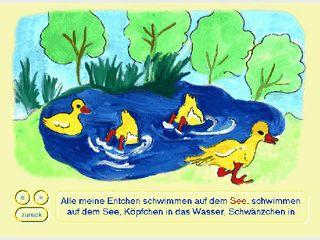 Ein Kinderliederbuch mit bekannten Kinderliedern