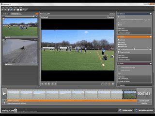 Optimieren und Stabilisieren von Videos.