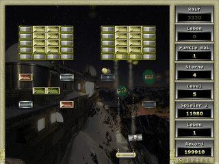 Spiel im Arkanoid-Stil mit 1.000 Level, jede Menge Extras und Spezialrunden
