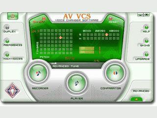 Software Stimmverzerrer mit dem Sie Stimmen verzerren können.