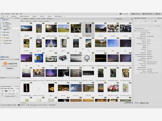 Schneller Grafikbetrachter und Bildverwaltung mit Diashow usw.
