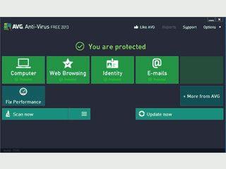Virenschutz für Surfen, E-Mails und soziale Netzwerke.