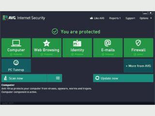 Perfekter Schutz für Online-Banking, -Shopping und soziale Netzwerke.