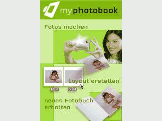 Mit dieser Software k�nnen Sie ein eigenes, gedrucktes Fotoalbum erstellen