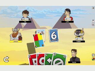 Das beliebte Spiel Mau Mau mit Twist Karte, Multiplayer und Tutorial