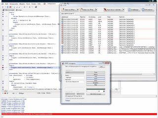 Das Logging-Framework wird zum Erstellen von Log-Files und für LogServer genutz.