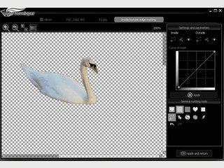 Schnelles und einfaches Freistellen von Bildbereichen/Objekten