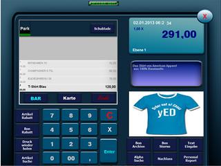 Max-Handel ist ein professionelles und zuverlässiges Kassensoftware