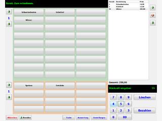 Eine flexible, einfach zu bedienende Kassen Software für die Gastronomie.