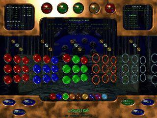 Denkspiel mit 8 Spielarten. Erraten Sie einen Farbcode