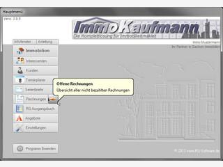 Einfach zu bedienende Immobiliensoftware und Website für Immobilienmakler