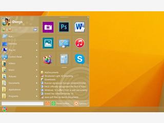 Ersatz für das Windows-Startmenü. Einzigartige Funktionen.