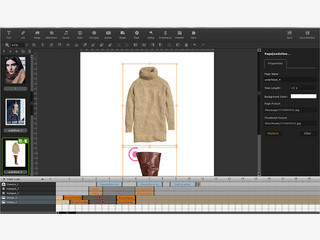 Software für digitale Publikationen mit Blätterfunktion
