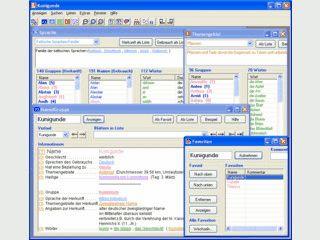 Vornamen-Datenbank mit ca. 8.000 Erklärungen, Quiz und Hitparade