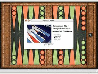 Spielstarkes Profi Backgammon als JAVA Anwendung.