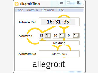 Ein einfacher Timer für Windows.