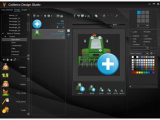 Mit Colibrico automatisieren Sie die Erstellung von individuellen Icon Sets