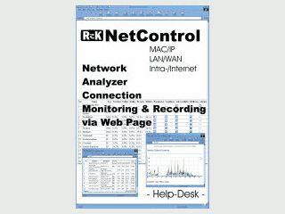 Netzwerk-Analyser und -Recorder