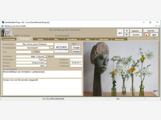 Software für Hausrat und Inventar