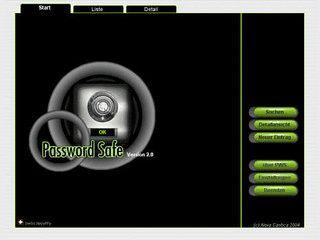 Verwaltung Ihrer Passwörter durch 3-fachen Schutz.