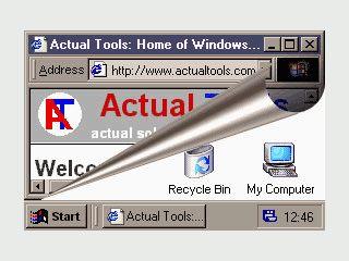 Verkleinert Programme auf Fensterleisten-Größe. Auch automatisch.