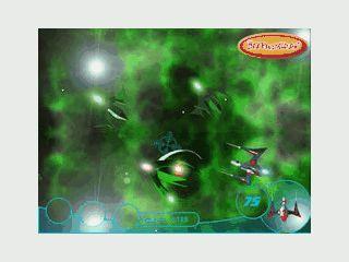 Spaceshooter-Spiel für alle mit Feingefühl in der Mausspitze.