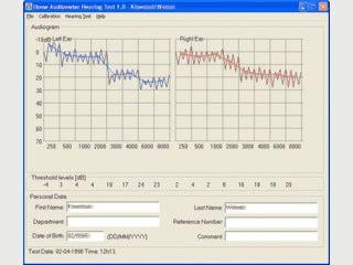 Diese Software verwandelt Ihren PC in ein Audiometer für Hörtests.