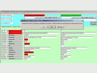 Access Datenbank automatisch abgleichen und vergleichen.