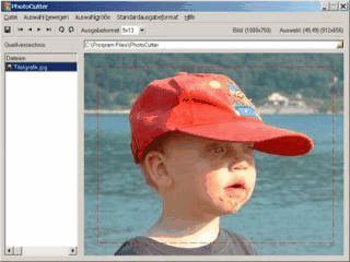 Grafik-Tool zum verlustfreien Beschneiden und Speichern von Digitalfotografien