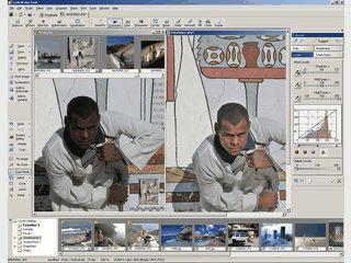 Sehr umfangreiches Werkzeug zur Bearbeitung und Veröffentlichung Ihrer Bilder.