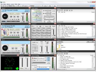 Professioneller Doppel MP3 Player mit nützlichen Features.