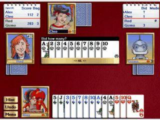 Championship Spades ist eine Mischung aus Hearts und Bridge. Sie und Ihre Mitspi