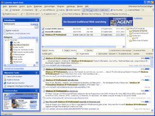 Vom Desktop aus bei verschiedenen Suchmaschinen gleichzeitig suchen.