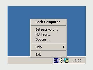 Schneller Zugriffs-Schutz für Windows Systeme