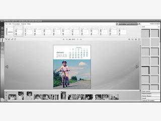 Tolle Software zur Erstellung und Druck von persönlichen Kalendern.