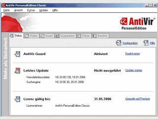 antivirensoftware kostenlos