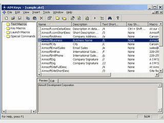 Mächtiges Macro-Werkzeug zur Automatisierung von Windows