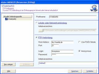 Verschl�sselte Dateiablage in Netzwerken f�r Multiuserzugriff