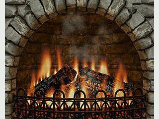 3d realistic fireplace screensaver 3 7 kostenlos downloaden. Black Bedroom Furniture Sets. Home Design Ideas