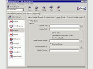 Moderne Installations-Routinen als Single-File erstellen.