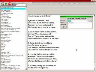 MIDI-Dateiverwaltung für Alleinunterhalter
