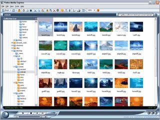 Fotos, Bilder, Musik und Videos einfach und funktional verwalten und betrachten